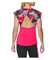 Asics Novel - Fitness- und Trainingsshirt - Damen, Pink