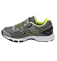 Asics Pre Galaxy 9 PS Kid - Neutral-Laufschuhe - Kinder, Grey/Black