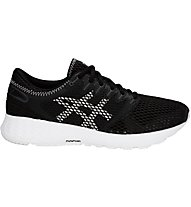 Asics Road Hawk Flyte Foam 2 W - Laufschuhe Natural Running - Damen, Black/White