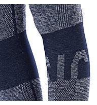 Asics Seamless - Fitnesshose - Damen, Blue