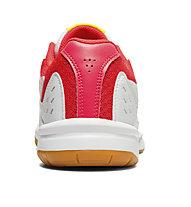 Asics Upcourt 3 GS - scarpe da pallavolo - bambina, White/Pink