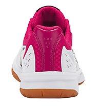 Asics Upcourt 3 W - scarpe da ginnastica pallavolo - donna, White/Pink