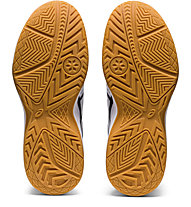 Asics Upcourt 4 GS Kid's - scarpe da pallavolo - bambino, White/Black