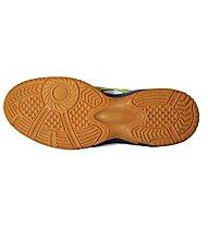 Asics Visioncourt - Scarpe da ginnastica pallavolo - uomo, White/Light Yellow