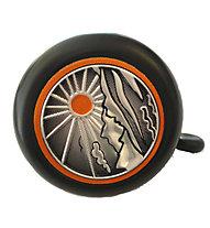 Asista Harmonie - campanello bici, Black/Red