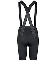 Assos Dyora RS S9 - pantaloni bici con bretelle - donna, Black