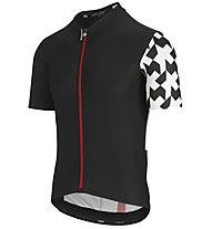 Assos Equipe RS Aero Jersey - Radtrikot - Herren, Black/Red