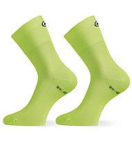 Assos GT - calzini bici, Green