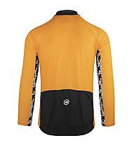 Assos LS Jersey Mille GT - maglia bici a manica lunga - uomo, Orange