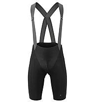 Assos Mille GT GTO C2 - pantaloni bici con bretelle - uomo, Black