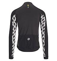 Assos Mille Gt Spring Fall - giacca bici - uomo, Black/Blue