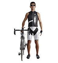 Assos nS.superLeggera - Maglia Ciclismo, Black Volkanga