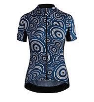 Assos SS Jersey Uma GT - maglia bici - donna, Blue