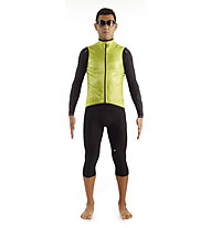 Assos SV Blittfeder Jkt S/S - Giacca Ciclismo, safety Yellow