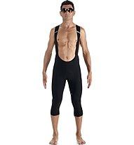 Assos tiburuiKnickersMille_S7 - pantaloni bici - uomo, Black