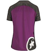 Assos Trail SS - maglia bici - donna, Violet