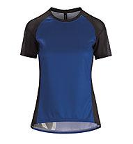 Assos Trail SS - maglia bici - donna, Blue