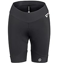 Assos Uma GT Half Evo - pantaloni corti bici - donna, Black