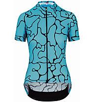 Assos Uma GT Summer Voganski - maglia bici - donna, Blue