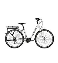 Atala B-Easy AM80 (2017) - bici elettrica, White/Grey
