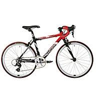 "Atala Bici corsa bambino Speedy 22"" 8x2, Black/Red"