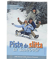 Athesia Piste da slitta in Sudtirolo - Buch, Italian