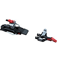 ATK Bindings Crest 91 mm - attacco scialpinismo, Black/Red