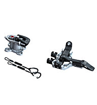 ATK Bindings SLR Release - attacco scialpinismo, Black/Grey