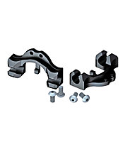 ATK Bindings Supporto Rampant, Black