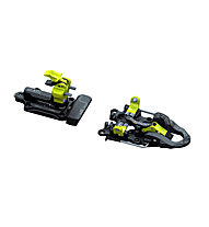 ATK Bindings Freeraider 14 2.0 Stopper 97 mm - attacco freeride, Black/Yellow