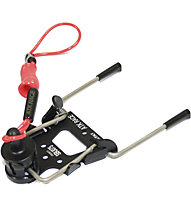 ATK Race Universal Ski Brake, Black/Red
