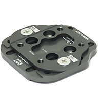 ATK Bindings R07 Adjustment Plates - attacchi da scialpinismo, Grey