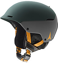 Atomic Automatic LF 3D - Skihelm, Grey/Green