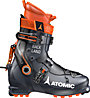Atomic Backland - scarpone scialpinismo, Black/Orange