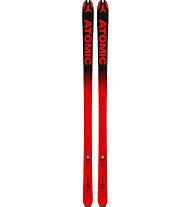 Atomic Backland 65 UL - sci da scialpinismo race, Red/Black
