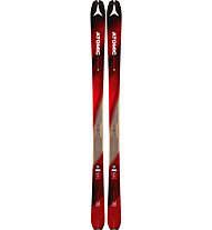 Atomic Backland 78 - sci da scialpinismo, Red/Brown