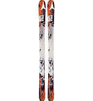 Atomic Backland 85 - Tourenski, White/Light Orange