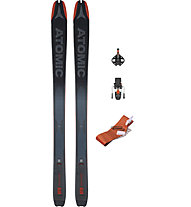 Atomic Set Backland 85 Sportler 19/20: sci da scialpinismo+attacco+pelli
