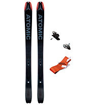 Atomic Set Backland 85 Sportler Edition 2019: Ski + Bindung + Felle
