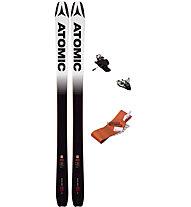 Atomic Set Backland 85 UL: sci da scialpinismo+attacco+pelli