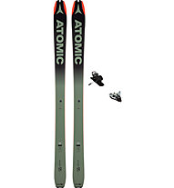 Atomic Set Backland 95 Sportler Edition: Ski + Bindung