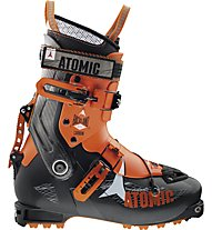 Atomic Backland Carbon - Tourenskischuhe, Black/Orange