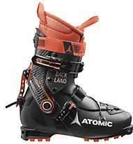 Atomic Backland Carbon - Skitourenschuh, Black/Orange
