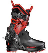 Atomic Backland Carbon - Skitourenschuhe - Herren, Black/Red