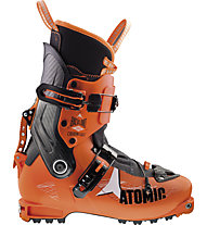 Atomic Backland Carbon Light, Orange/Black