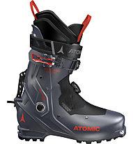 Atomic Backland Expert - Skitourenschuh, Dark Blue/Red