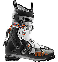 Atomic Backland NC - Skitourenschuh, Black/White/Orange
