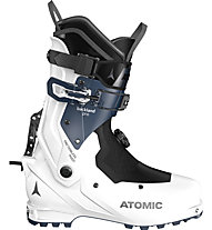 Atomic Backland Pro W - scarponi scialpinismo - donna, White/Blue