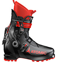 Atomic Backland Ultimate - Skitourenschuh, Black/Red