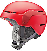 Atomic Count - Skihelm, Red